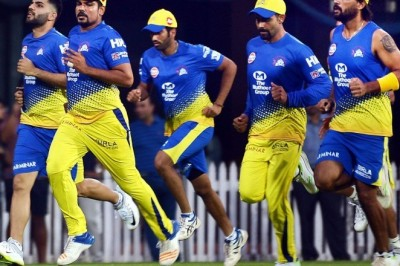 Chennai Super Kings Team IPL 2018 Prepration