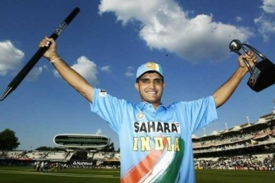 Records by Sourav Ganguly