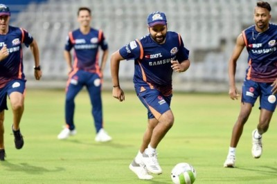 Mumbai Indians Team Preparations 2018