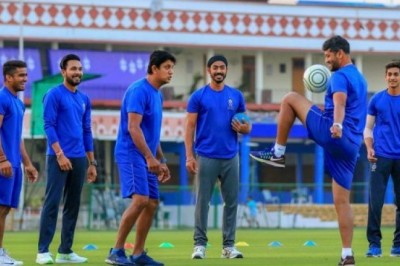 Rajasthan Royals Team Preparations 2018