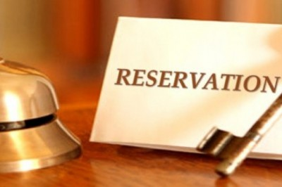 Advantages of reservation system in India