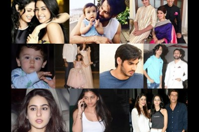 Famous Bollywood Star Kids
