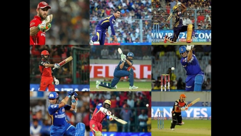 Most Valuable Player Award Winners in IPL
