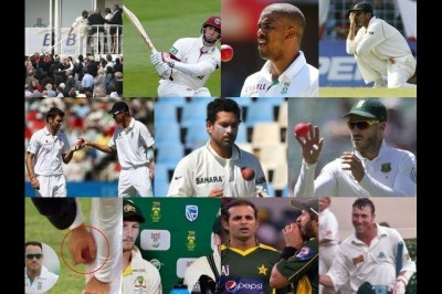 Ball Tampering Controversies