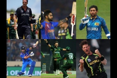 Man of the Tournament Award Winners in T20I World cup