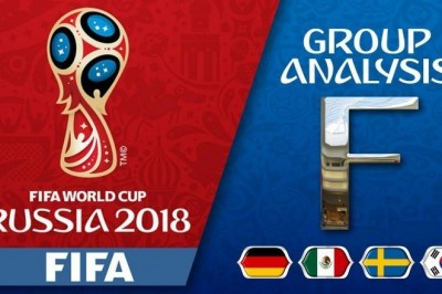 FIFA WORLD CUP 2018 GROUP ANALYSIS- GROUP F