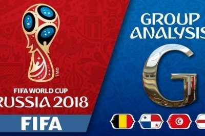FIFA WORLD CUP 2018 GROUP ANALYSIS- GROUP G