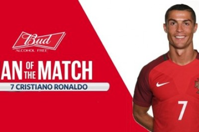 Cristiano RONALDO - Man of the Match - MATCH 3